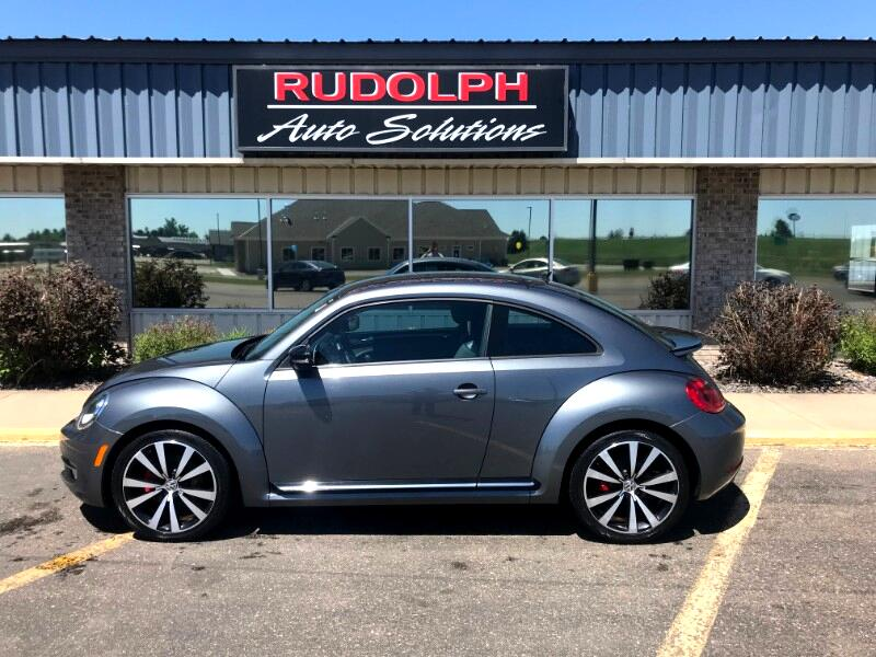 Volkswagen Beetle Coupe 2dr Man 2.0T Turbo *Ltd Avail* 2012