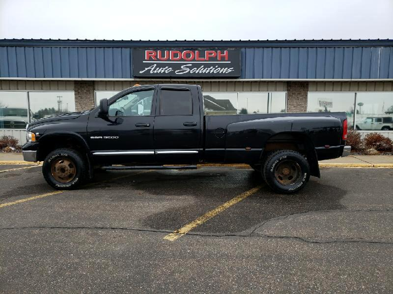 Dodge Ram 3500 Laramie Quad Cab Short Bed 4WD DRW 2005