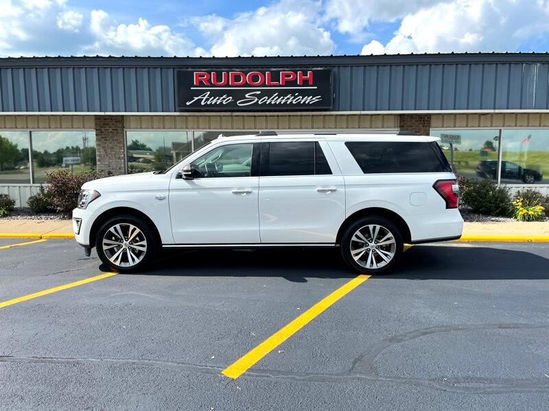 Ford Expedition MAX King Ranch 4WD 2021