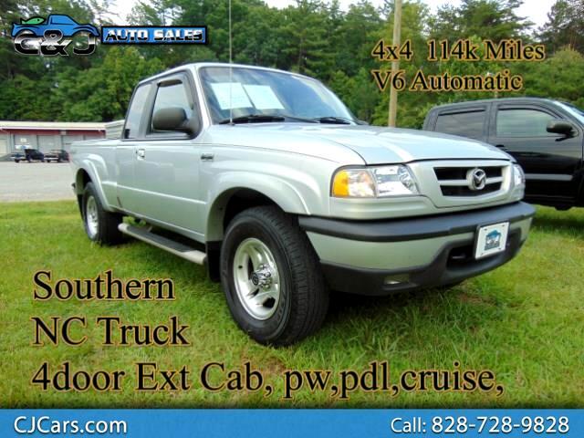 2002 Mazda Truck B4000 Cab Plus 4WD