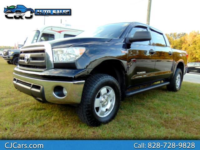 2012 Toyota Tundra Tundra SR5 Crew Max 5.7 4WD TRD
