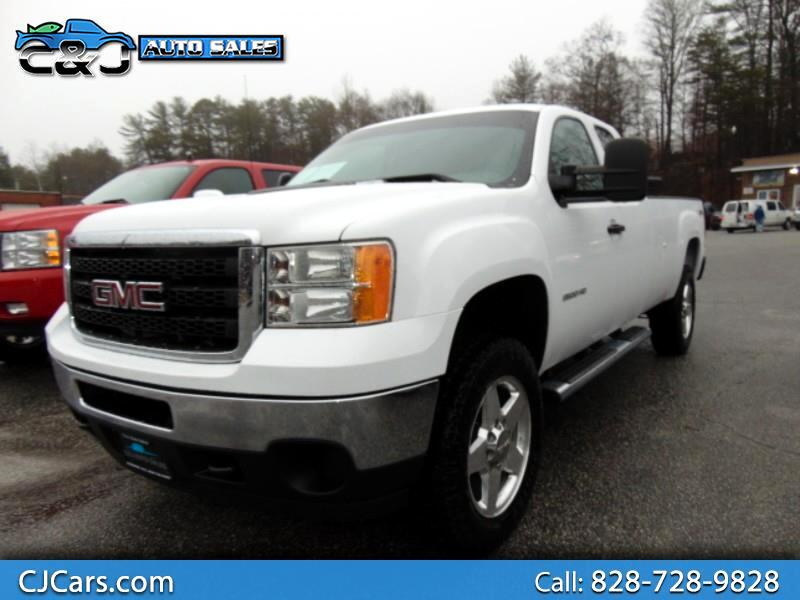 2013 GMC Sierra 2500HD Work Truck Ext. Cab 4WD