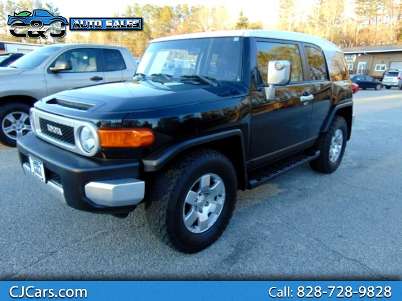 Toyota FJ Cruiser 4WD AT 2009
