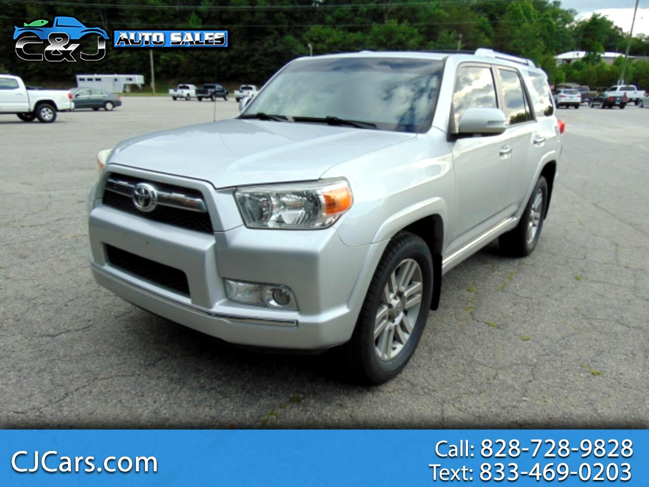 Toyota 4Runner Limited 4WD V6 2011