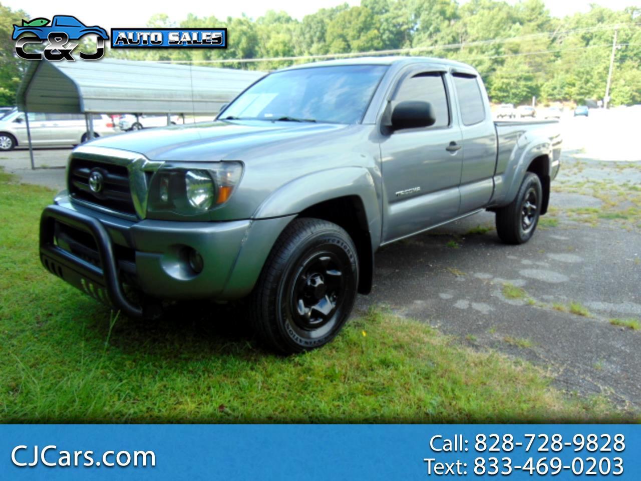 Toyota Tacoma PreRunner Access Cab V6 Auto 2WD 2008
