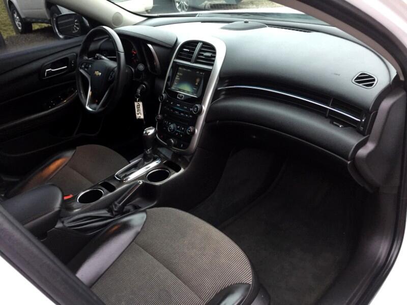 2015 Chevrolet Malibu 4dr Sdn LTZ