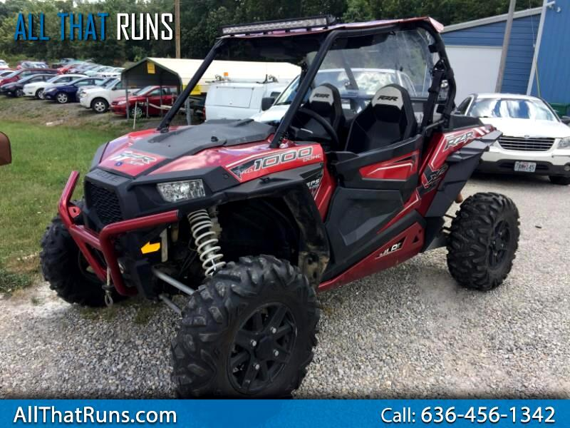 2016 Polaris RZR 1000 XP HO