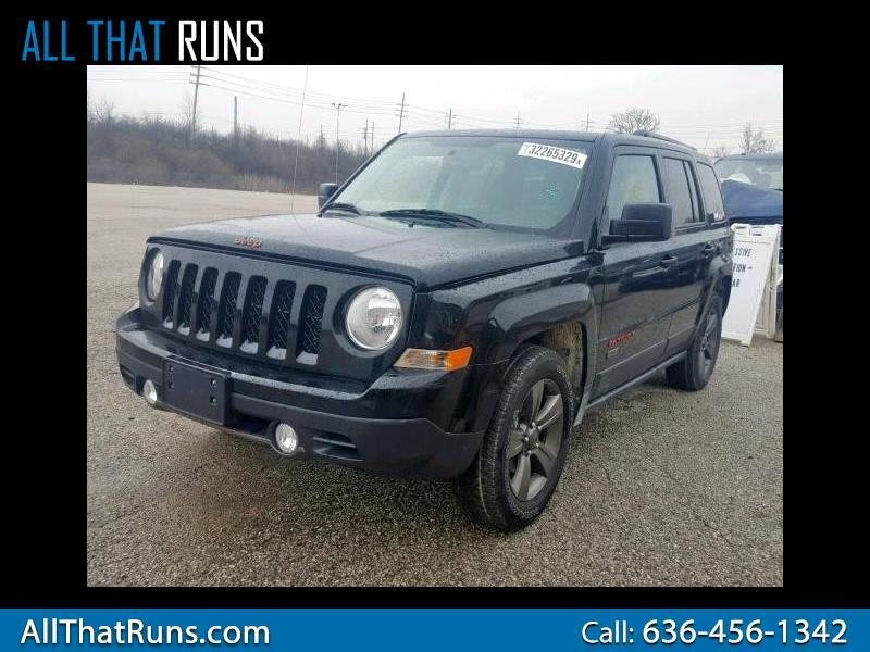 2017 Jeep Patriot 75 ANNIVERSARY EDITION