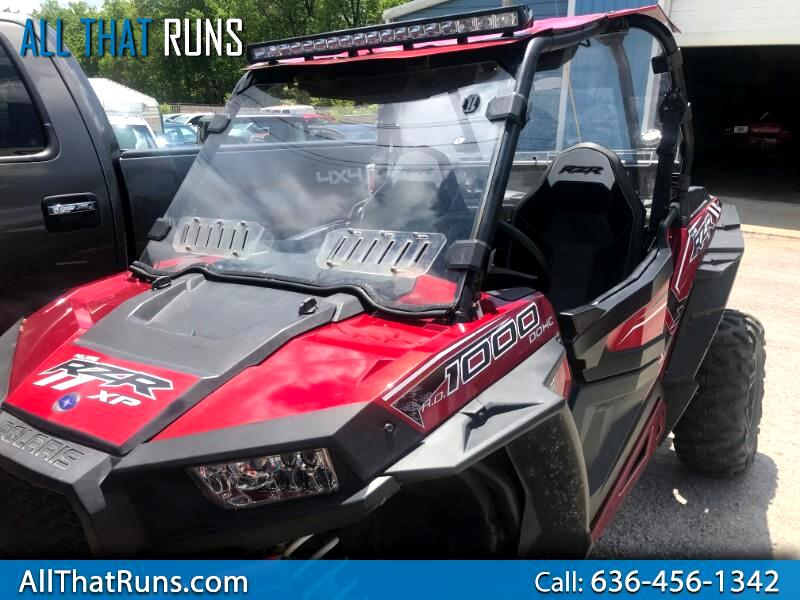 2016 Polaris RZR 1000 XP