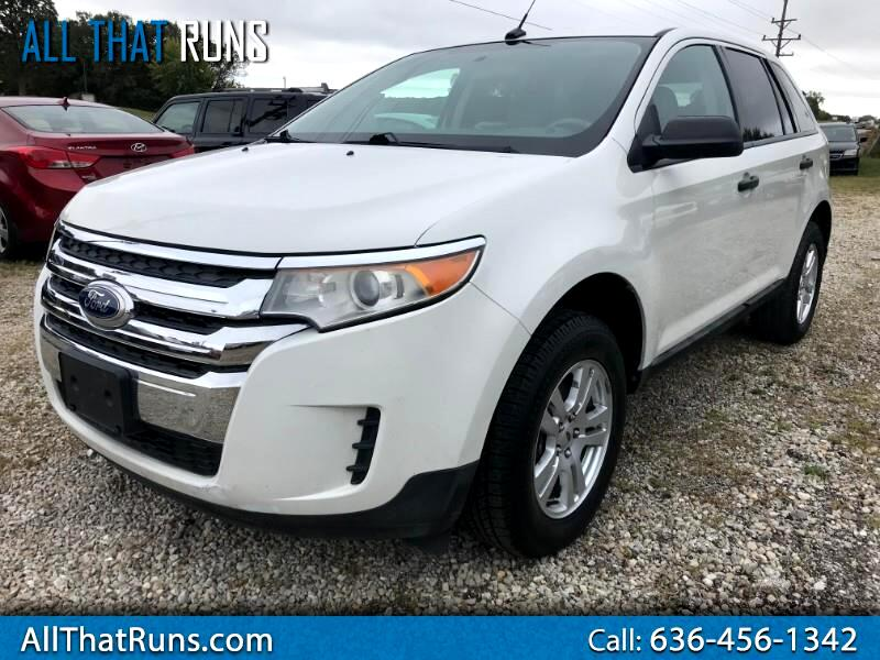 2011 Ford Edge For Sale >> Used 2011 Ford Edge Se Fwd For Sale In Warrenton Mo 63383