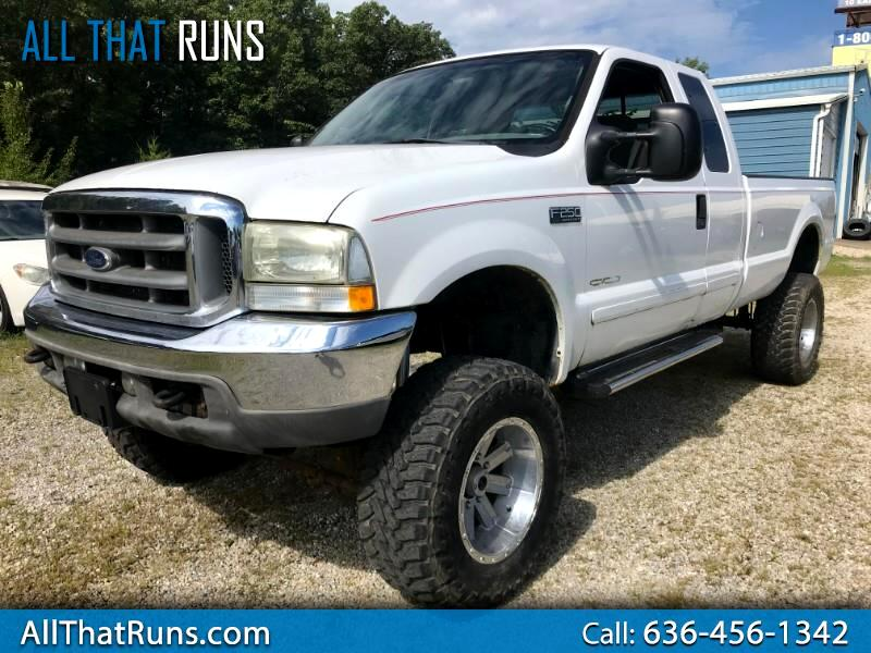 Ford F-250 SD XLT SuperCab Long Bed 4WD 2003