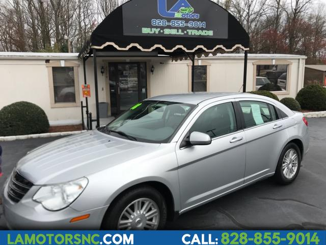 2008 Chrysler Sebring 4dr Sdn Limited