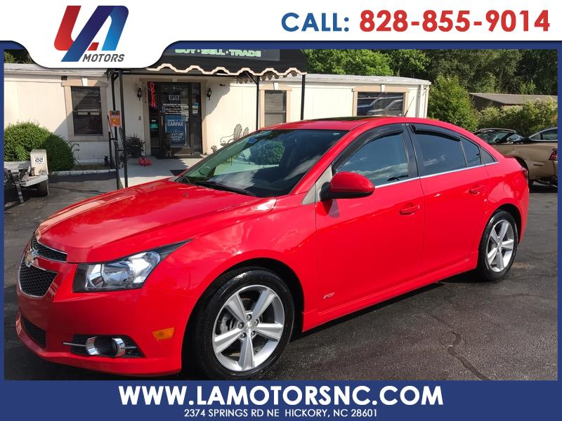 2014 Chevrolet Cruze Limited 4dr Sdn Auto LT w/2LT