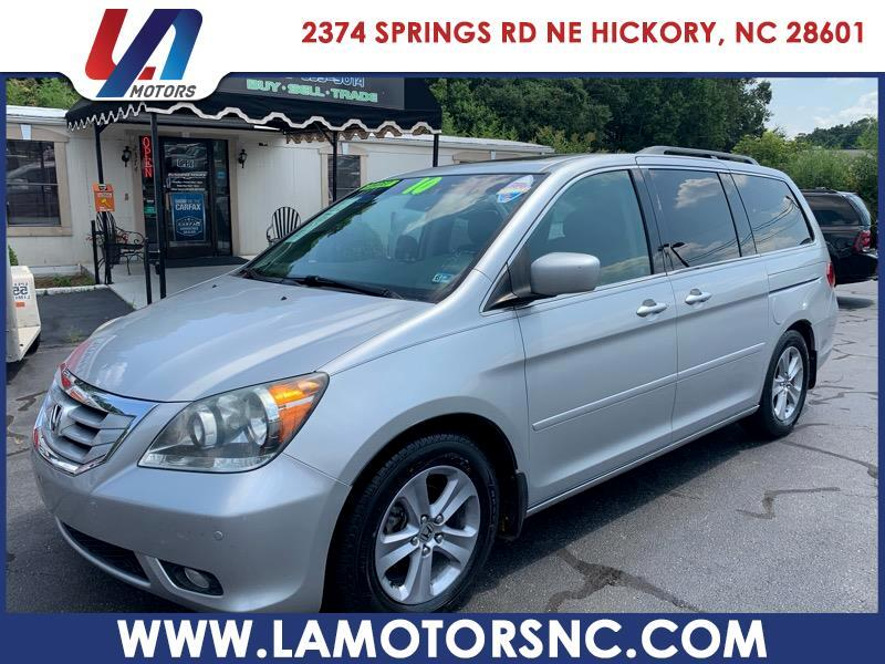 2010 Honda Odyssey Touring  w/ DVD and Navigation