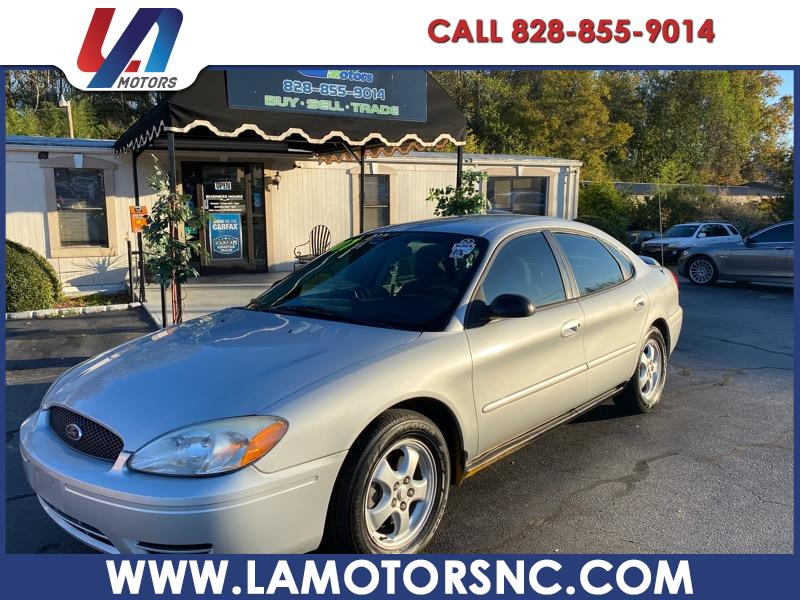 2007 Ford Taurus 4dr Sdn LX