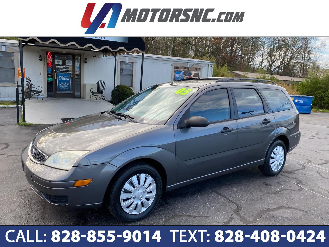 Ford Focus 4dr Wgn ZXW SES 2005