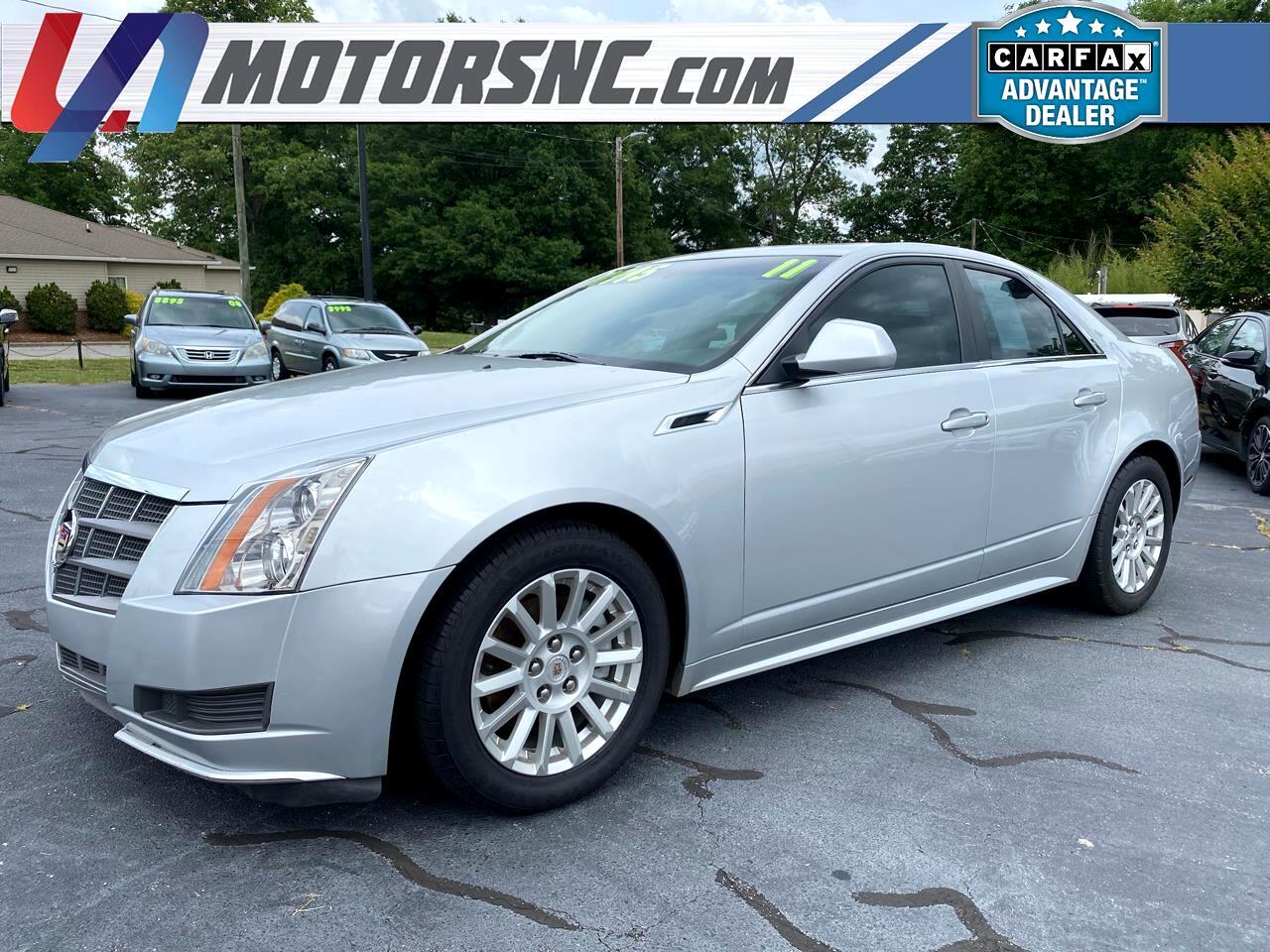 Cadillac CTS 3.0L Luxury 2011