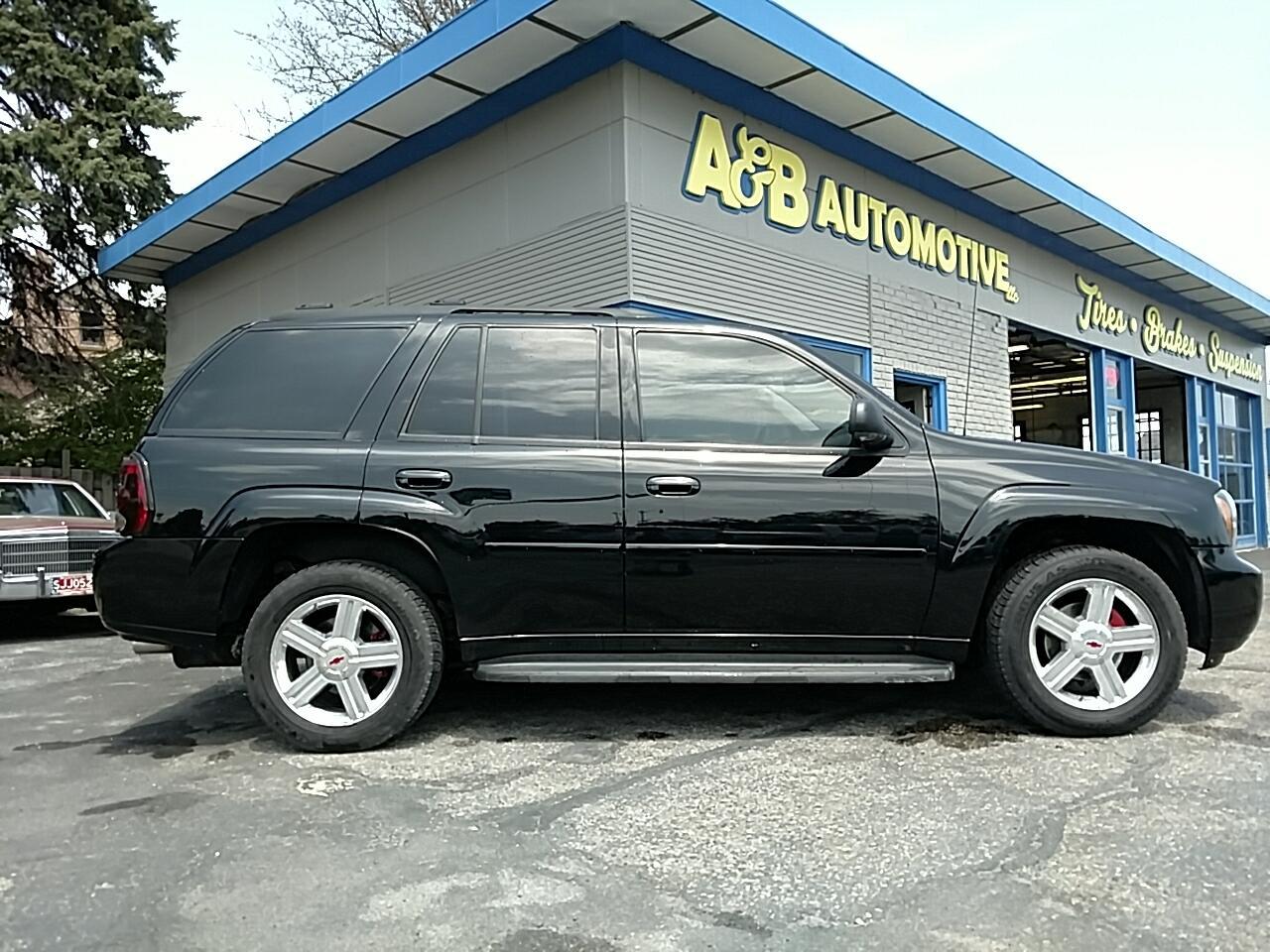 2008 Chevrolet TrailBlazer 4WD 4dr LT w/3LT