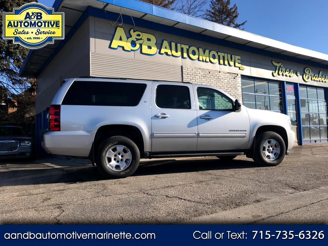 2012 Chevrolet Suburban 4WD 4dr 1500 LT