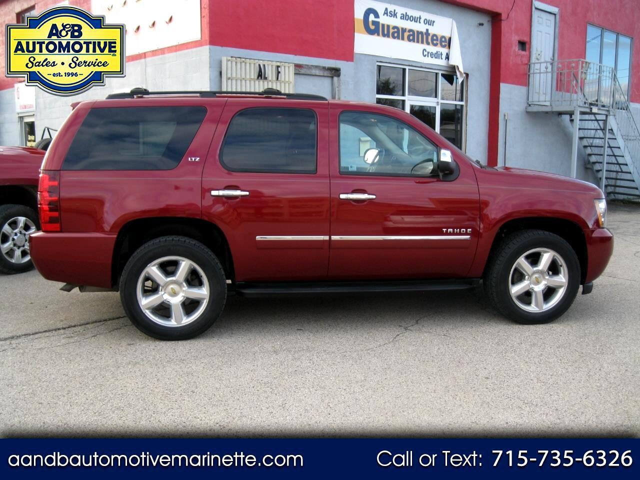 Chevrolet Tahoe 4WD 4dr 1500 LTZ 2010