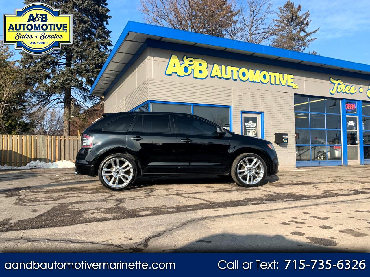 Ford Edge 4dr Sport AWD 2009