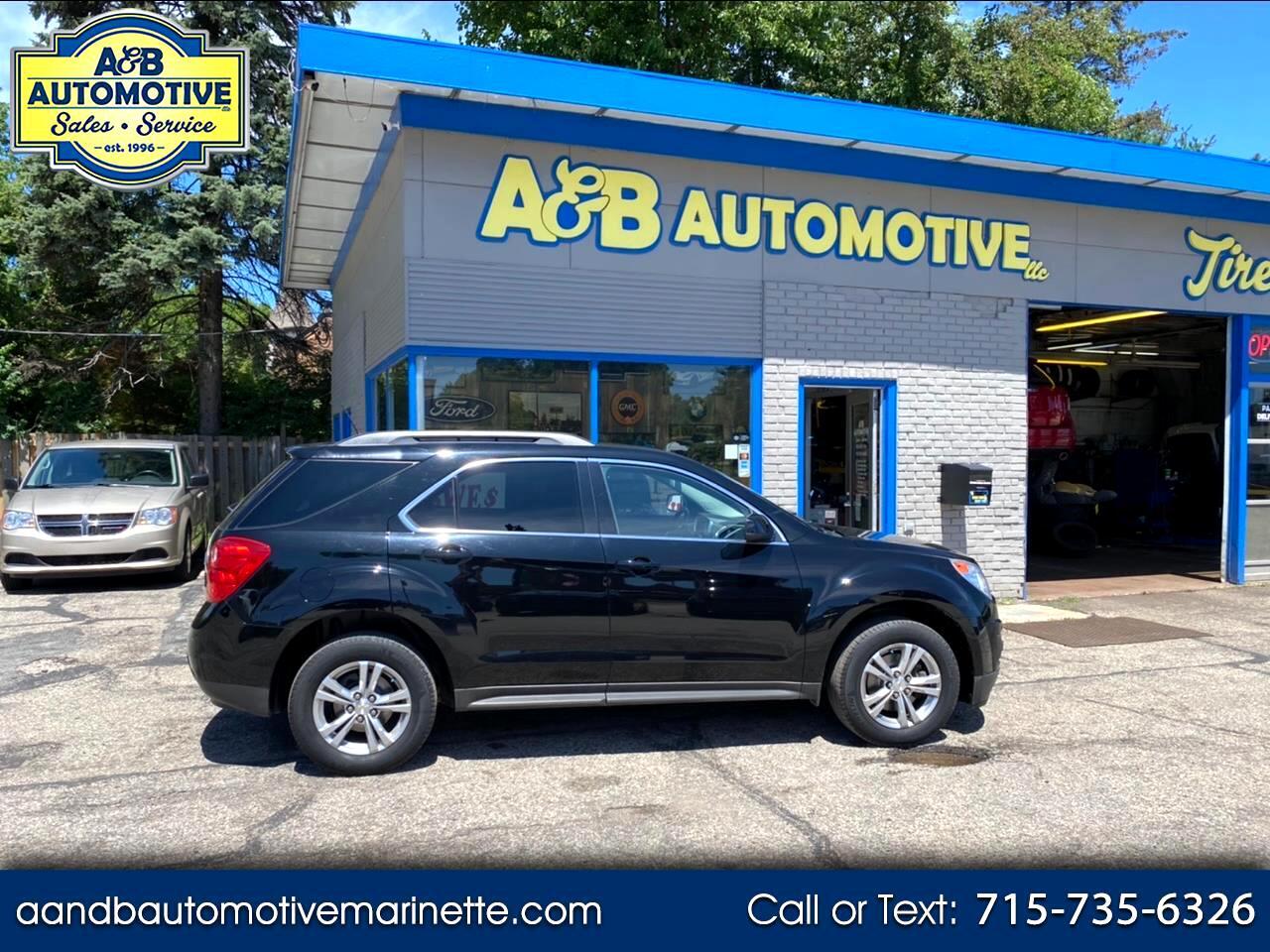 Chevrolet Equinox FWD 4dr LT w/1LT 2014