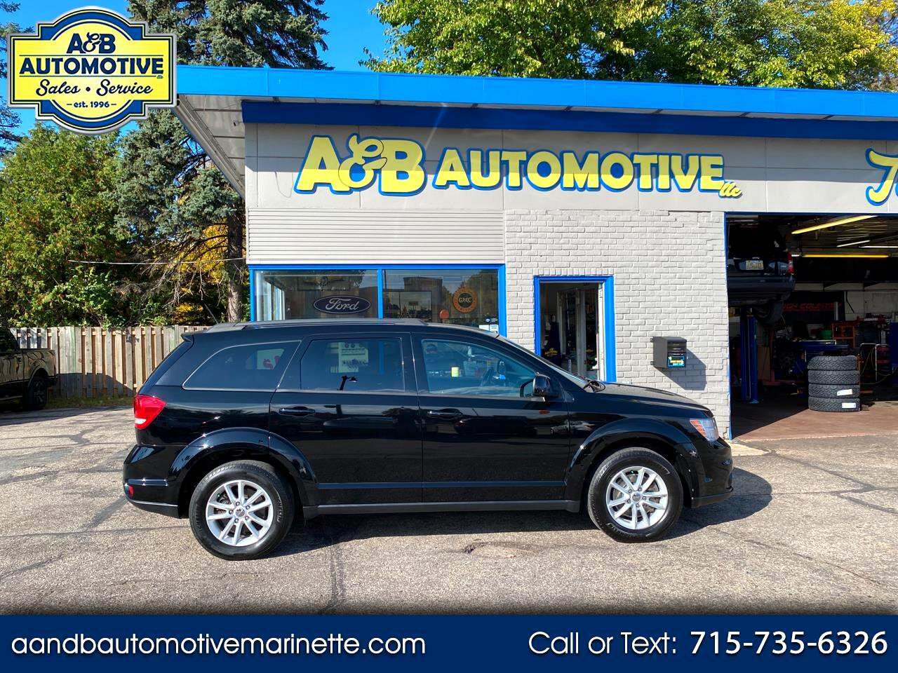 Dodge Journey AWD 4dr SXT 2015