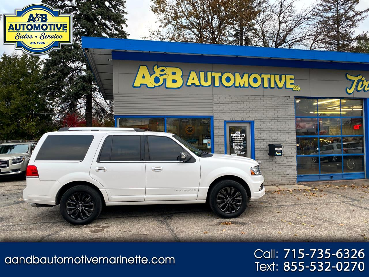 Lincoln Navigator 4WD 4dr 2015