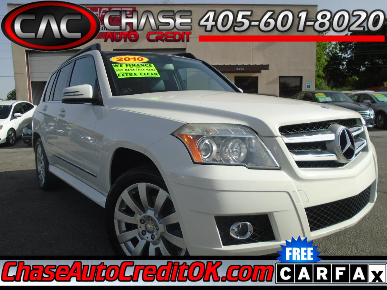 Used 2010 Mercedes-Benz GLK-Class GLK350 for Sale in