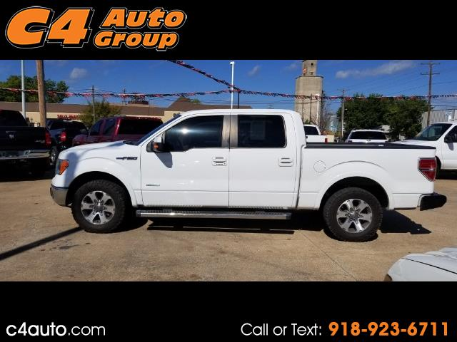 2011 Ford F-150 Lariat Limited SuperCrew 5.5-ft. Bed 2WD