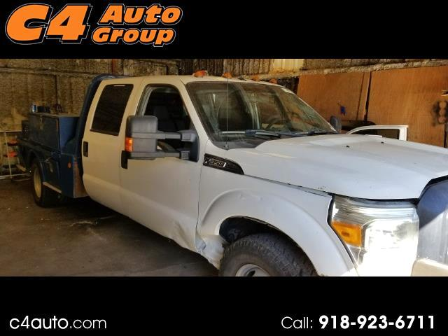 2012 Ford F-350 SD XLT Crew Cab Long Bed DRW 2WD