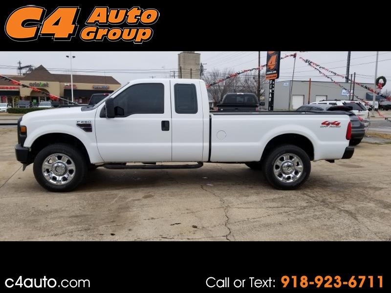 2008 Ford F-250 SD XL SuperCab Long Bed 4WD