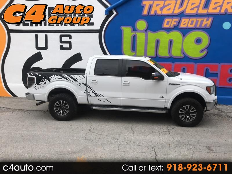 2011 Ford F-150 Raptor 4WD SuperCrew 5.5' Box