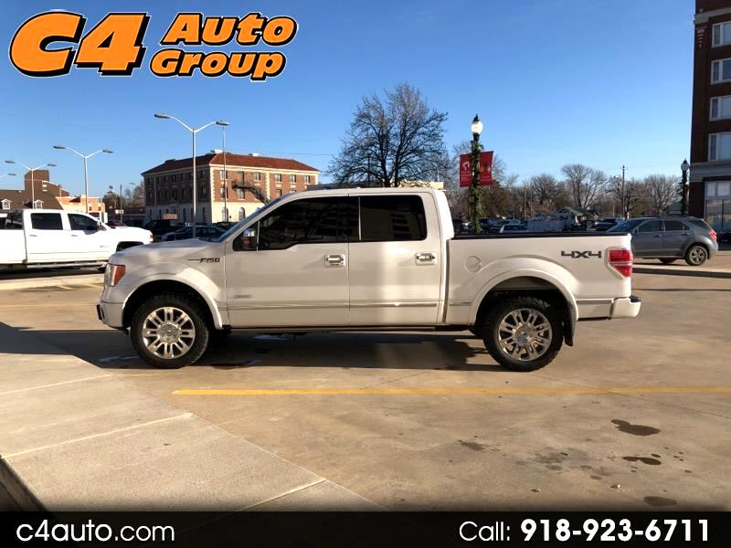 2011 Ford 1/2 Ton Trucks