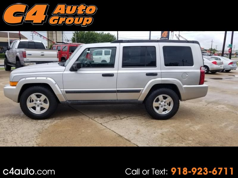 Jeep Commander 2WD 2006