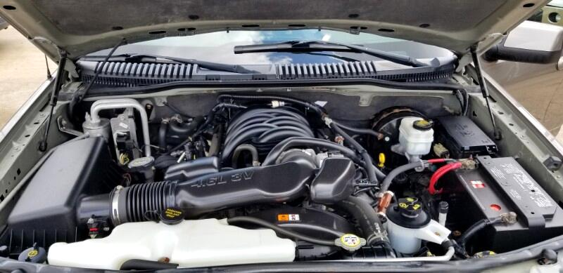 Ford Explorer Sport Trac Limited 4.6L 4WD 2007