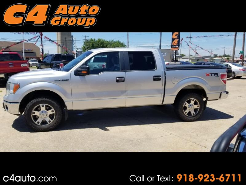 2014 Ford F-150 XTR Super Crew 5.5-ft. Bed 4WD