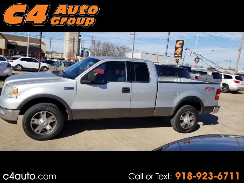 Ford F-150 FX4 SuperCab 5.5-ft Box 4WD 2004