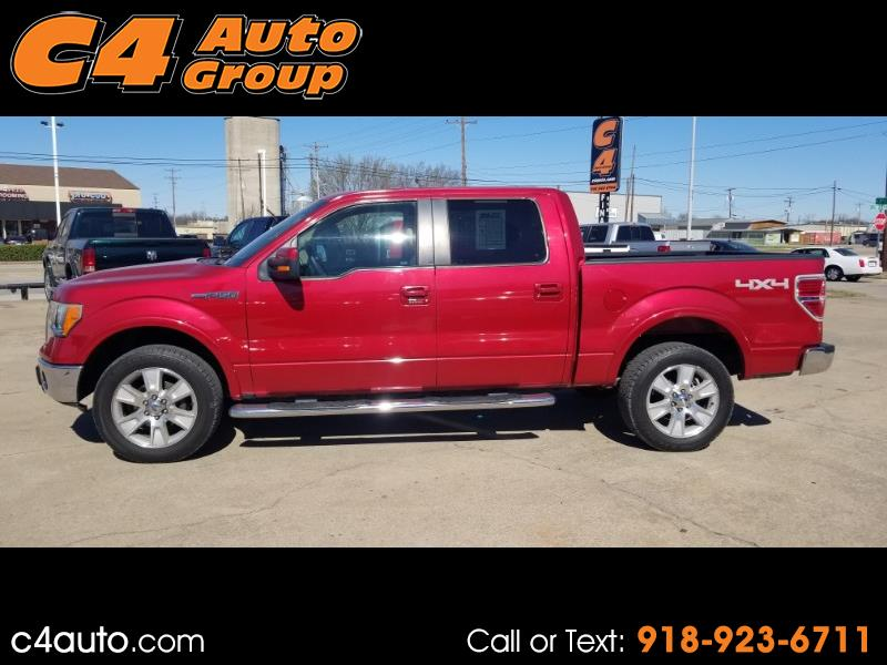 Ford F-150 XLT SuperCrew 6.5-ft. Bed 4WD 2009