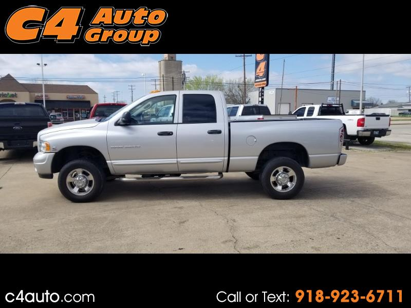 Dodge Ram 3500 ST Quad Cab Long Bed 4WD 2005