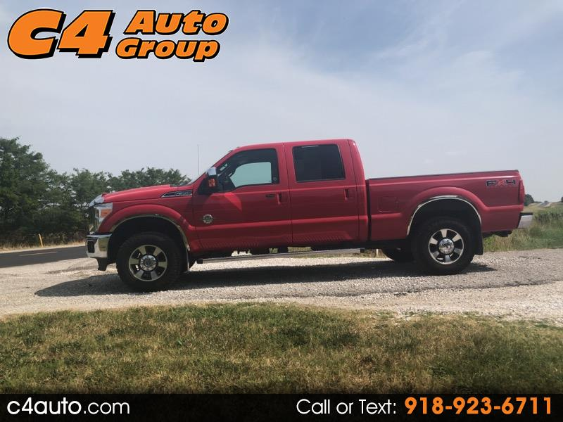 Ford F-350 SD FX4 Crew Cab Long Bed 4WD 2011