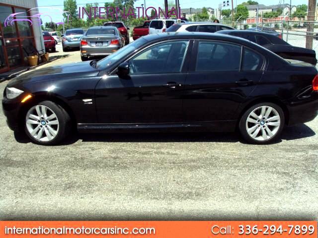 BMW 3-Series 335i xDrive 2010