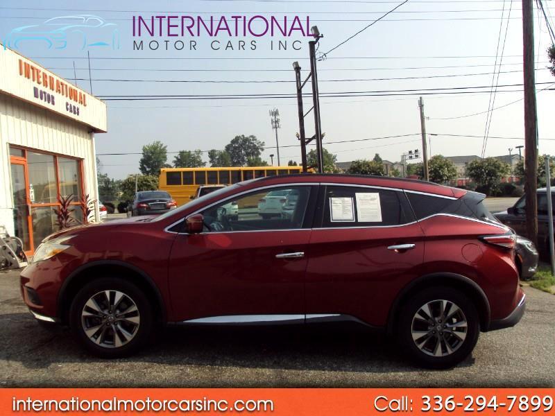 Nissan Murano Platinum FWD 2017