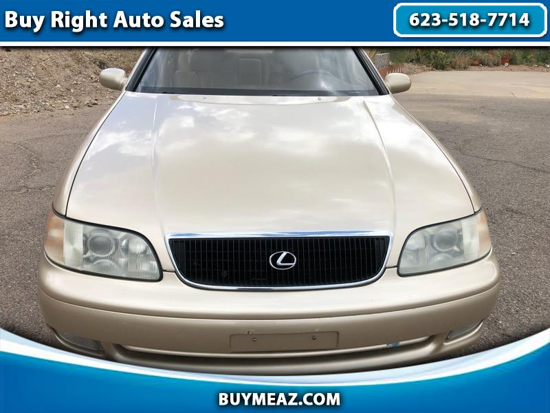 1994 Lexus GS 300 Base