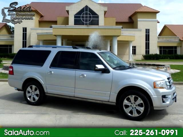 2016 Ford Expedition EL Platinum 2WD