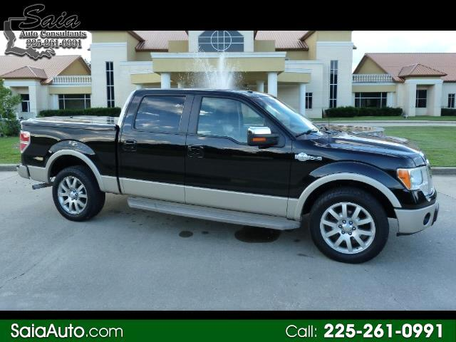 2009 Ford F-150 King Ranch SuperCrew 2WD
