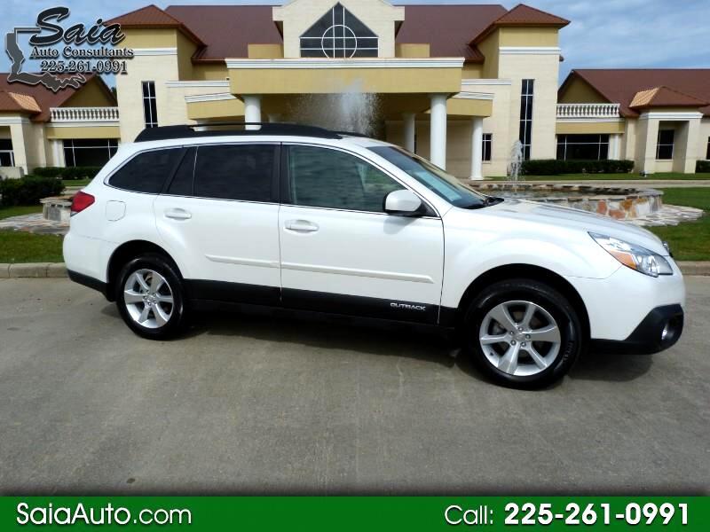 2014 Subaru Outback Limited Wagon