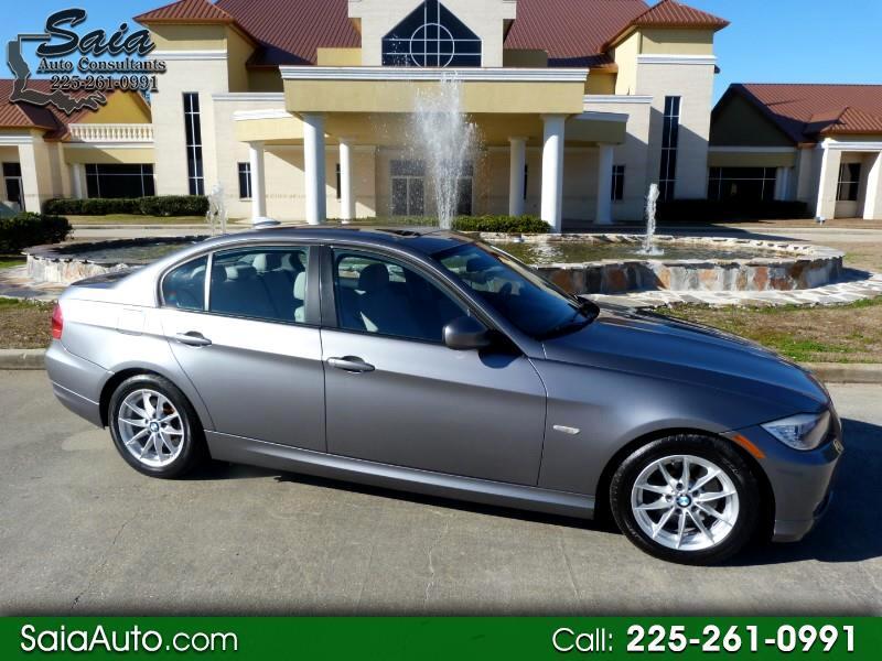 2010 BMW 3-Series 328i Sedan