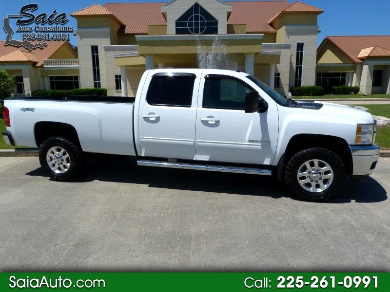 2012 Chevrolet Silverado 2500HD LTZ Crew Cab Long Box 4WD