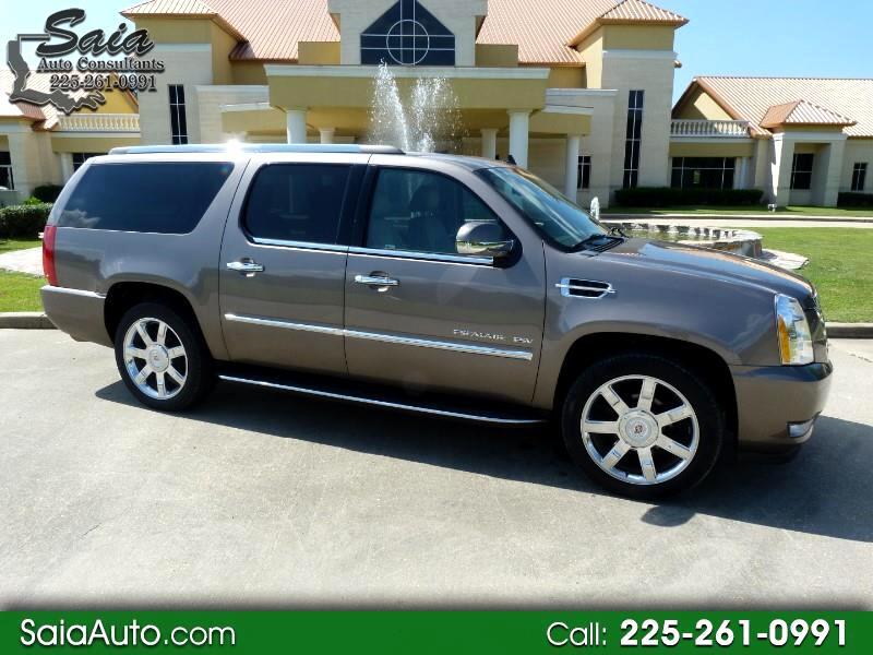 2013 Cadillac Escalade ESV AWD Luxury